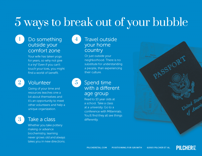 pilcheretal-5-ways-to-break-out-of-your-bubble